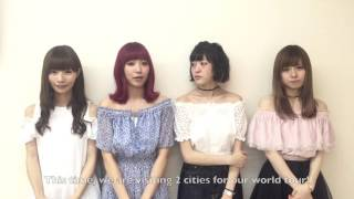 """Silent Siren S World Tour in San Francisco"""" is on Oct 2!! http://ww..."""