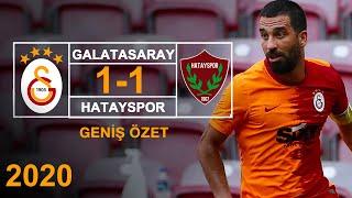 ÖZET | Galatasaray 1-1 Hatayspor Hazırlık Karşılaşması