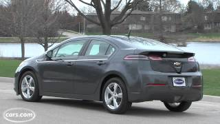 Cars.com's Chevy Volt at 18,000 Miles