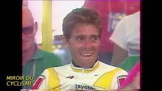 Tour 1988 - Eric Boyer invité de Jacques Chancel dans l'émission 'A chacun son Tour'