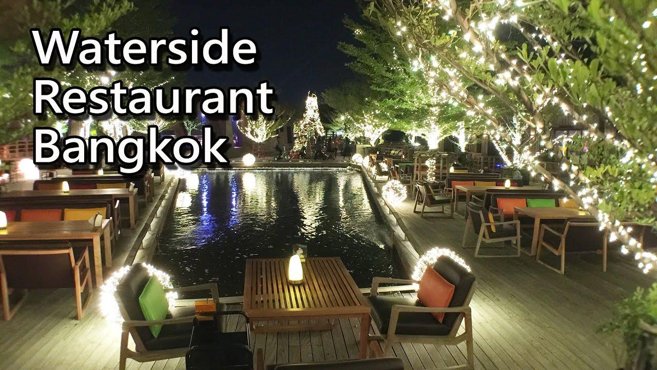 Waterside Restaurant Bangkok Thai Food Karaoke Must Try