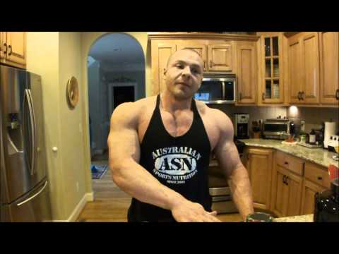 Marc Lobliner's Fat Burning Stack And How To Take It!   Tiger Fitness