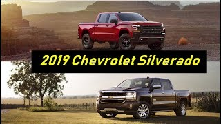 2019 New Chevrolet Silverado Review Test Drive, Price and Specifications Released