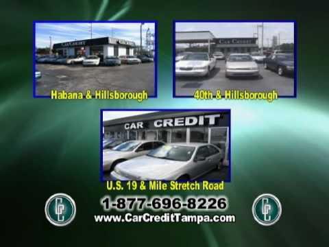 Car Credit Tampa Kenn Bradley Youtube
