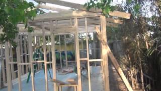 США - Мой МУЖ строит ДОМ - НАЧАЛО 8 апреля 2013
