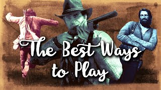 Red Dead Redemption 2: Tнe Best Ways To Play