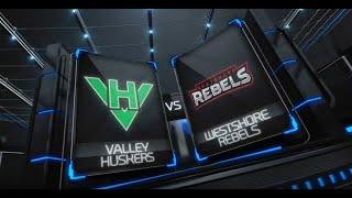 CJFL Highlights | Valley Huskers vs. Westshore Rebels