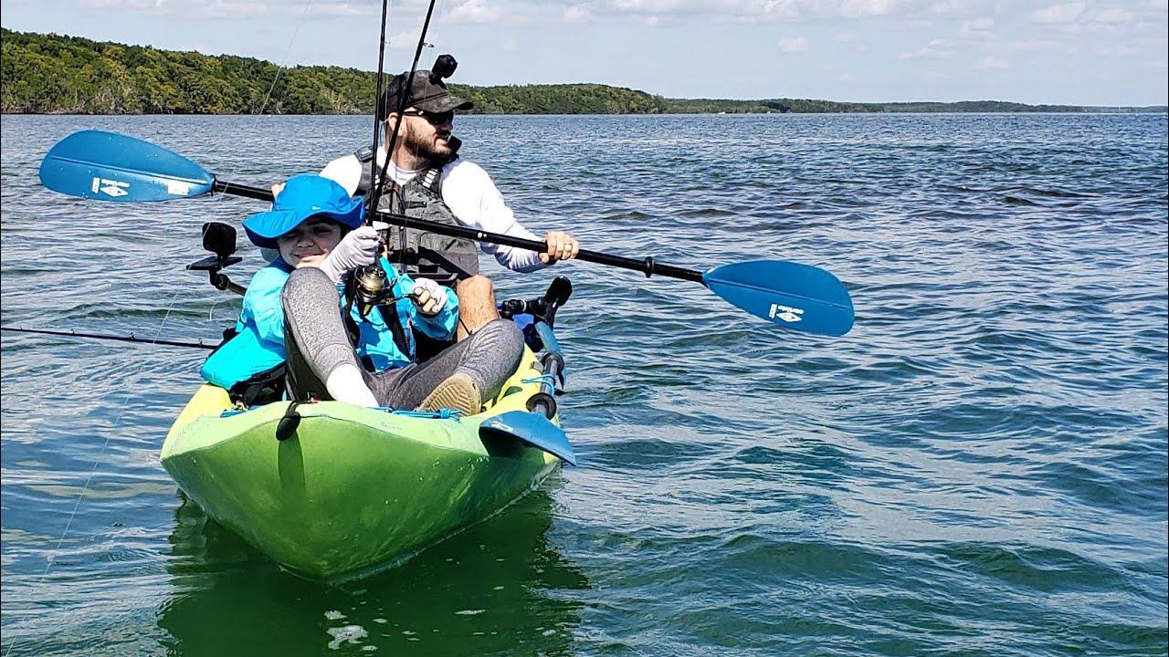 This keeps happening   Tandem kayak Fishing Ocean Kayak Malibu XL 2