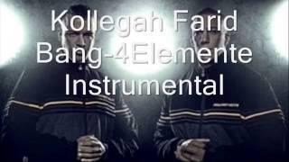 Kollegah Farid Bang-4 Elemente(Instrumental)(JBG2)