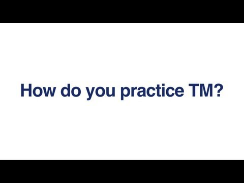 How do I practice Transcendental Meditation and what is a Mantra?