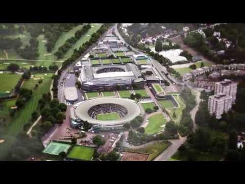 BBC Wimbledon 2014 Intro