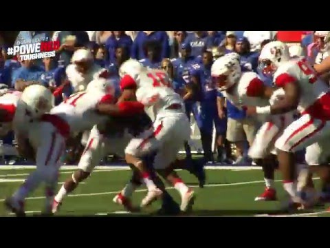 Houston Football vs Tulsa Golden Hurricane Highlight