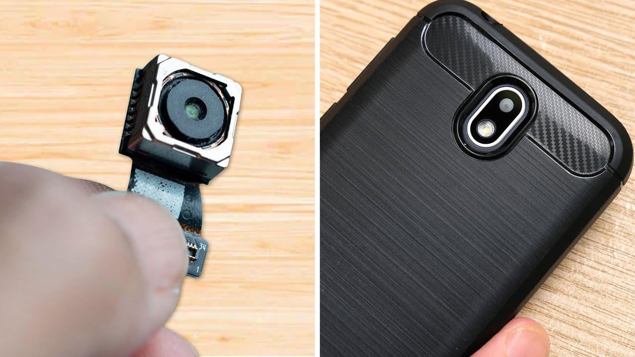 DIY lenti macro per il telefono cellulare - ScienzaMania