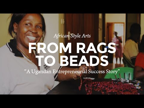 """What kind of business leaders will ABI raise?"" - From Rags to Beads 