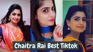Chaitra Rai Best Tiktok Videos - TV Serial actress