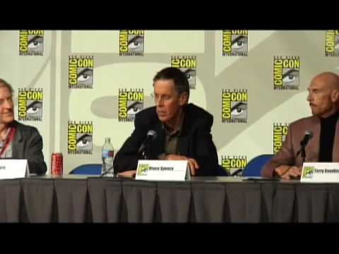 Legend of the Seeker - Interview - Zedd 2 (Bruce Spence)