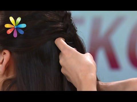 Прическа без усилий! Тест-драйв приспособлений для волос! – Все буде добре. Выпуск 993 от 03.04.17