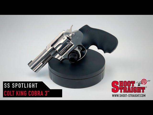 Colt King Cobra 357 Magnum 3