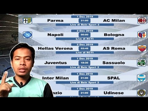 Jadwal Bola Malam Ini Liga Italia Live Di RCTI   As Roma Vs Hellas Verona