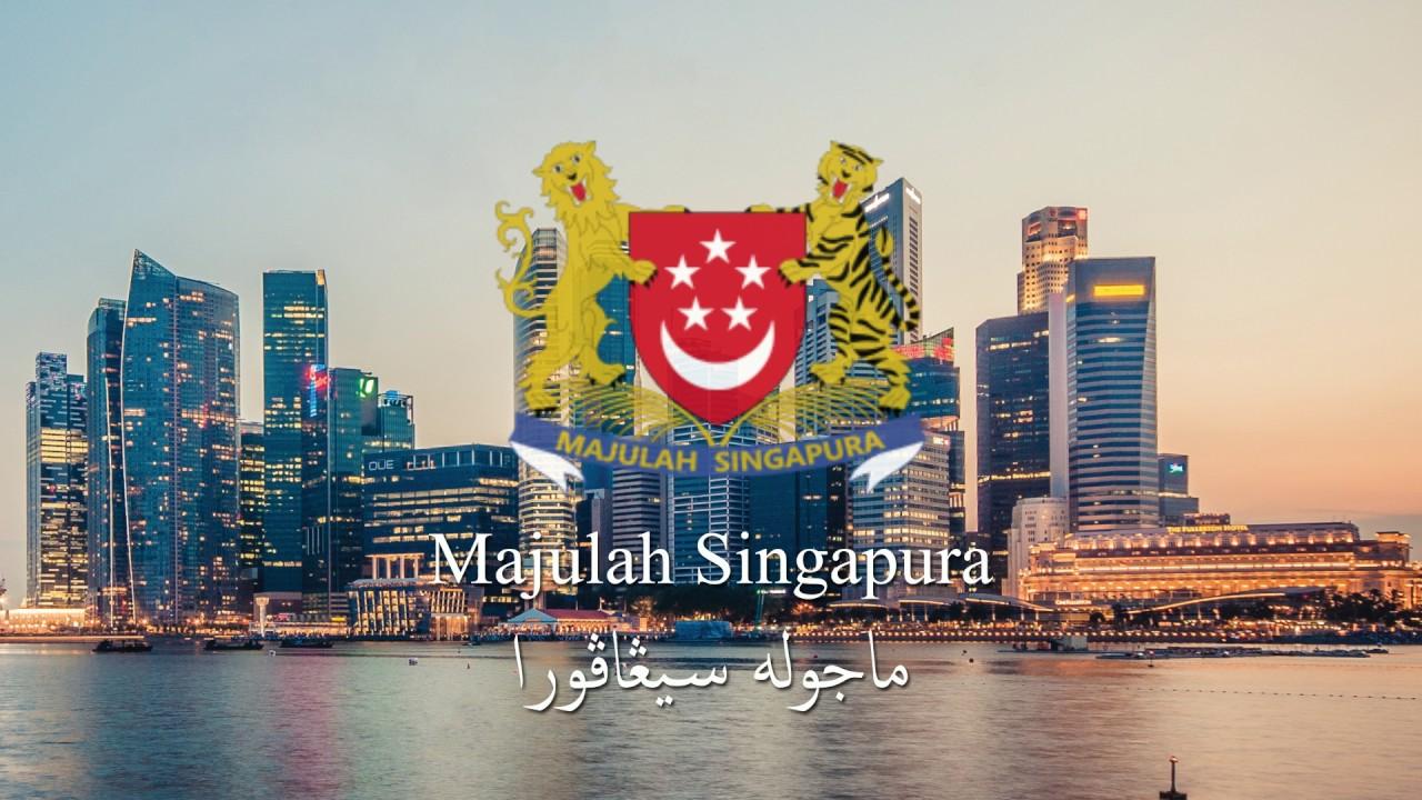 National Anthem Of Singapore Majulah Singapura Hd