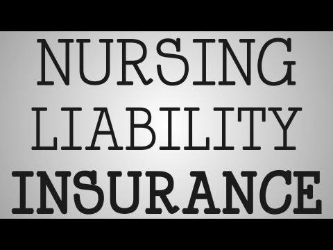 Working Nurse   Professional Nursing Liability Insurance