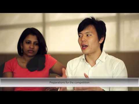 John Molson MBA International Case Competition Interview (Short ver.)