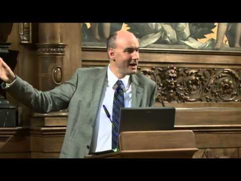 Prof. Dr. Martin Nowak - Opening Ceremony