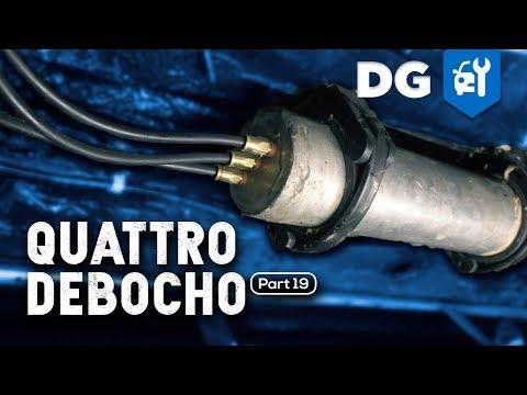 Boost Control By AIR! Quad Turbo LS Audi Quattro [S2 E4]