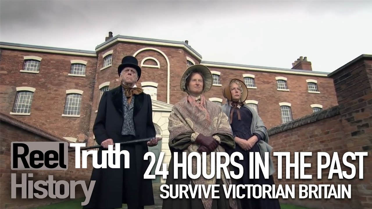 Download Surviving a horrid Victorian WORKHOUSE  (24 Hours in the Past)   Reel Truth History