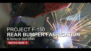 Ford F-150 Rear Prerunner Bumper & Bed Liner - FullDroopTV (Season 1, Episode 10)