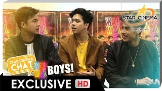 "[FULL] Star Cinema Chat with ""Walwal' Boys!"