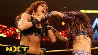 Becky Lynch vs. Sasha Banks: WWE NXT, Oct. 9, 2014