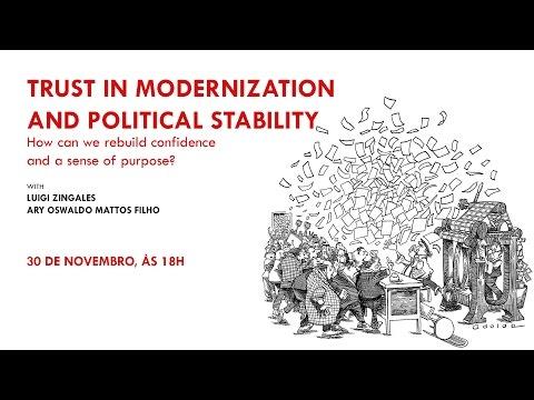 Seminar: Trust in Modernization and Political Stability