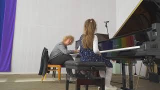 05.04.18 M. Marchenko' master-classes, S. Shumkova, Festival-Competition