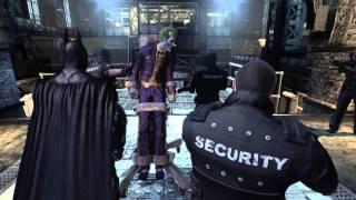 Batman - Arkham Asylum GOTY Edition - Game Intro (1080p)