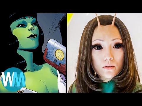 Mantis: Comic Book Origins
