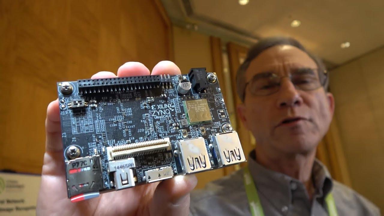 Xilinx Ultra96, FPGA 96Boards Development Board