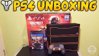 Black Ops 3: LIMITED EDITION PS4 UNBOXING & GIVEAWAY! (CoD BO3 PlayStation 4 1TB Console)