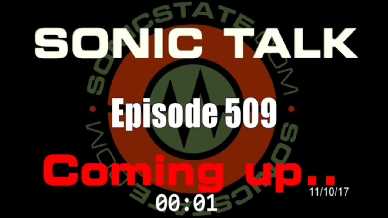 Podcast: Sonic TALK 509 - Latency Rocks - The Big Bird