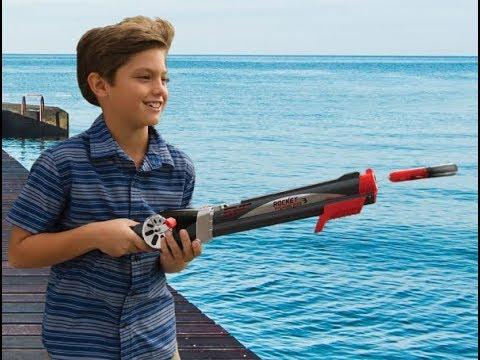 Rocket Fishing Rod   Convenient Fishing Rod, Fishing Gun, Fishing Rod For Beginners