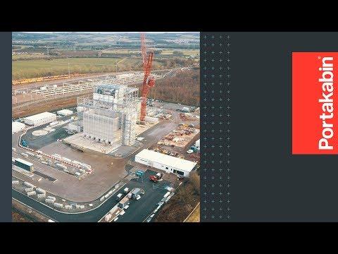 Modular Build for Hitachi Zosen Inova and FCC Environment