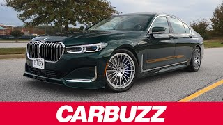2020 BMW Alpina B7 Test Drive Review: The Definition Of Cool