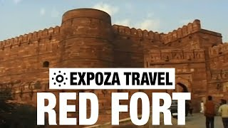 Red Fort Agra (India) Vacation Travel Video Guide