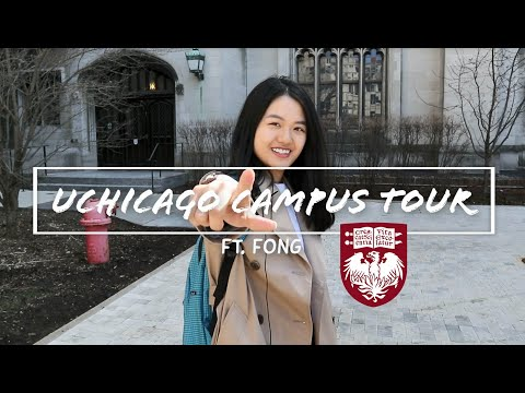 UChicago Campus Tour: places you need to check out if you visit!