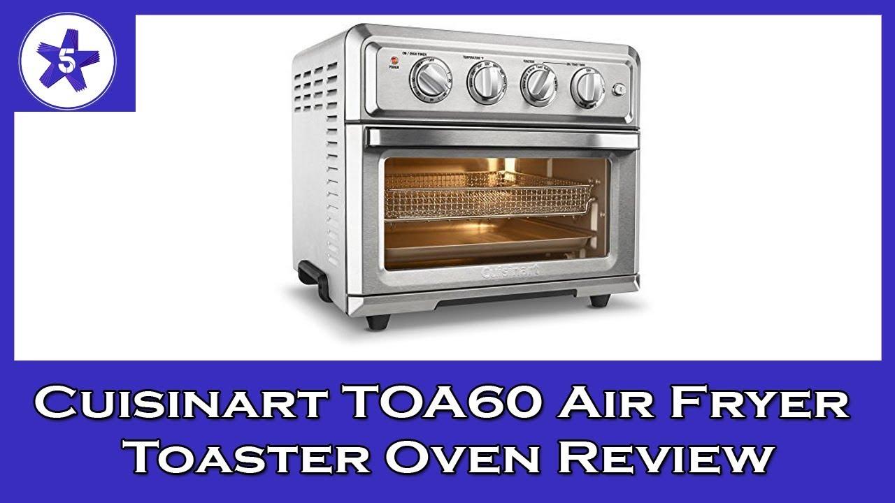 Cuisinart Air Fryer Toaster Oven Review Bruin Blog