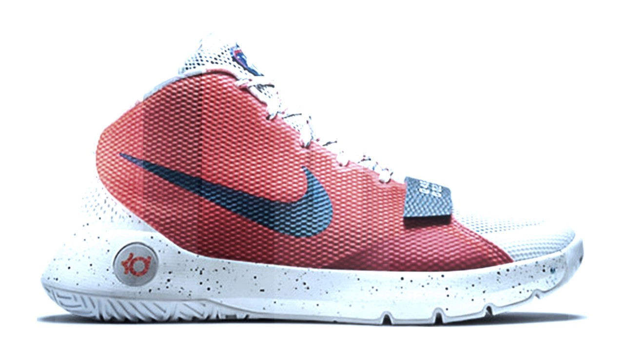 check out 812ae 79aeb Nike KD Trey 5 III LMTD Multi-Color Multi-Color