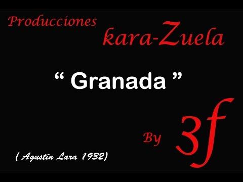 Karaoke Granada ( Agustín Lara)