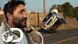 Saudi Arabians Who Drive On Two Wheels For Fun Become Viral Sensation   Arabia With Levison Wood