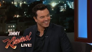 Seth MacFarlane on His Big Celebrity Christmas Party