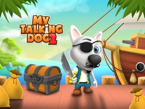 My Talking Dog 2 Virtual Pet - Gameplay Great Makeover for Children HD
